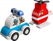 LEGO 10957 - LEGO DUPLO - Fire Helicopter & Police Car