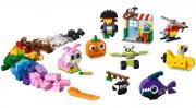 LEGO 11003 - LEGO CLASSIC - Bricks and Eyes