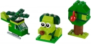 LEGO 11007 - LEGO CLASSIC - Creative Green Bricks