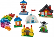 LEGO 11008 - LEGO CLASSIC - Bricks and Houses