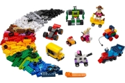 LEGO 11014 - LEGO CLASSIC - Bricks and Wheels