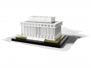 LEGO 21022 - LEGO ARCHITECTURE - Lincoln Memorial