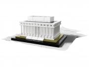 LEGO 21022 - LEGO ARCHITECTURE - Lincoln Memorial