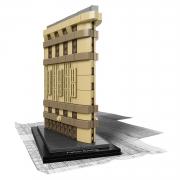 LEGO 21023 - LEGO ARCHITECTURE - Flatiron Building