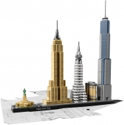 LEGO 21028 - LEGO ARCHITECTURE - New York City