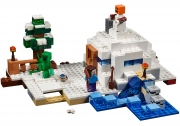 LEGO 21120 - LEGO MINECRAFT - The Snow Hideout