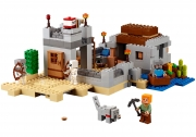 LEGO 21121 - LEGO MINECRAFT - The Desert Outpost