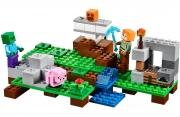 LEGO 21123 - LEGO MINECRAFT - The Iron Golem