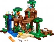 LEGO 21125 - LEGO MINECRAFT - The Jungle Tree House