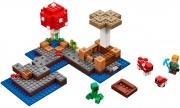 LEGO 21129 - LEGO MINECRAFT - The Mushroom Island
