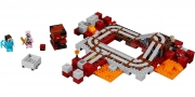 LEGO 21130 - LEGO MINECRAFT - The Nether Railway