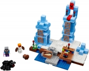 LEGO 21131 - LEGO MINECRAFT - The Ice Spikes