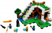 LEGO 21134 - LEGO MINECRAFT - The Waterfall Base