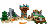 LEGO 21135 - LEGO MINECRAFT - The Crafting Box 2.0