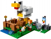 LEGO 21140 - LEGO MINECRAFT - The Chicken Coop