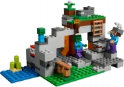 LEGO 21141 - LEGO MINECRAFT - The Zombie Cave