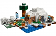 LEGO 21142 - LEGO MINECRAFT - The Polar Igloo