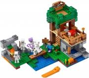 LEGO 21146 - LEGO MINECRAFT - The Skeleton Attack