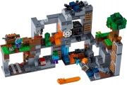 LEGO 21147 - LEGO MINECRAFT - The Bedrock Adventures
