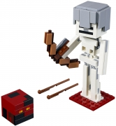 LEGO 21150 - LEGO MINECRAFT - Minecraft™ Skeleton BigFig with Magma Cube