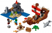 LEGO 21152 - LEGO MINECRAFT - The Pirate Ship Adventure
