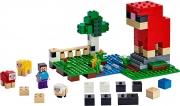 LEGO 21153 - LEGO MINECRAFT - The Wool Farm