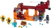 LEGO 21154 - LEGO MINECRAFT - The Blaze Bridge