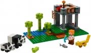 LEGO 21158 - LEGO MINECRAFT - The Panda Nursery