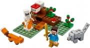 LEGO 21162 - LEGO MINECRAFT - The Taiga Adventure