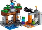 """LEGO 21166 - LEGO MINECRAFT - The """"Abandoned"""" Mine"""