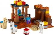 LEGO 21167 - LEGO MINECRAFT - The Trading Post