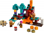 LEGO 21168 - LEGO MINECRAFT - The Warped Forest