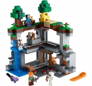 LEGO 21169 - LEGO MINECRAFT - The First Adventure