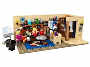 LEGO 21302 - LEGO EXCLUSIVES - The Big Bang Theory