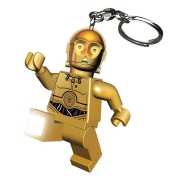 LEGO 298034 - LEGO STORAGE & ACCESSORIES - C3PO Key Light