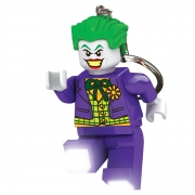 LEGO 298044 - LEGO STORAGE & ACCESSORIES - Super Hero Joker Key Light