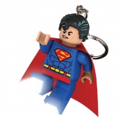 LEGO 298045 - LEGO STORAGE & ACCESSORIES - Super Hero Superman Key Light