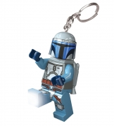 LEGO 298048 - LEGO STORAGE & ACCESSORIES - Star Wars Jango Fett Key Light