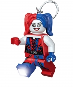LEGO 298058 - LEGO STORAGE & ACCESSORIES - Super Hero Harley Quinn Key Light