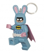 LEGO 298063 - LEGO STORAGE & ACCESSORIES - LEGO Batman Movie Batman Bunny Key Light