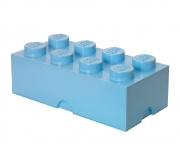 LEGO 299023 - LEGO STORAGE & ACCESSORIES - Lego Storage Brick 8 Light Blue