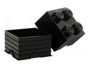 LEGO 299026 - LEGO STORAGE & ACCESSORIES - Lego Storage Brick 4 Black