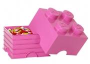 LEGO 299027 - LEGO STORAGE & ACCESSORIES - Lego Storage Brick 4 Medium Pink