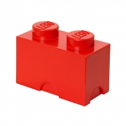 LEGO 299029 - LEGO STORAGE & ACCESSORIES - Lego Storage Brick 2 Red
