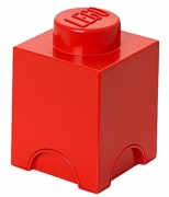 LEGO 299034 - LEGO STORAGE & ACCESSORIES - Lego Storage Brick 1 Red