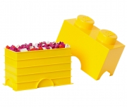LEGO 299053 - LEGO STORAGE & ACCESSORIES - Lego Storage Brick 2 Yellow