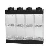 LEGO 299075 - LEGO STORAGE & ACCESSORIES - Lego Minifigure Display Case 8 Black