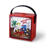 LEGO 299080 - LEGO STORAGE & ACCESSORIES - Lego Ninjago Lunch Box With Handle