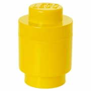 LEGO 299084 - LEGO STORAGE & ACCESSORIES - Lego Storage Brick 1 Round Yellow