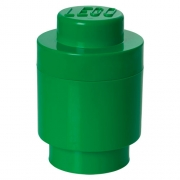 LEGO 299086 - LEGO STORAGE & ACCESSORIES - Lego Storage Brick 1 Round Green